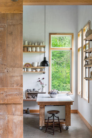 A Must Read   Upstate: Living Spaces with Space to Live