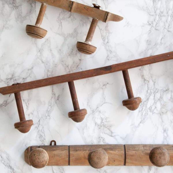 Bamboo Coat Rack - elsie green