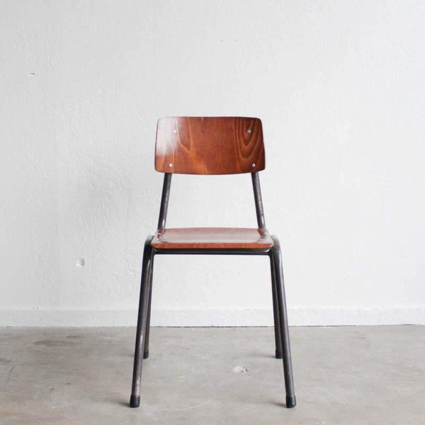 Belgian Schoolhouse Dining Chair - elsie green