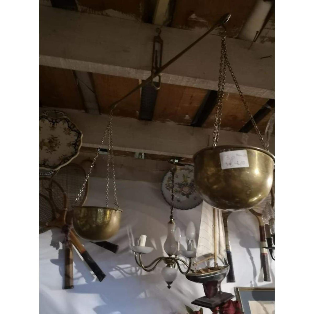 Brass Suspension Scale