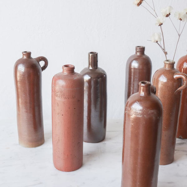 Chic Stoneware Bottle - the french kitchen