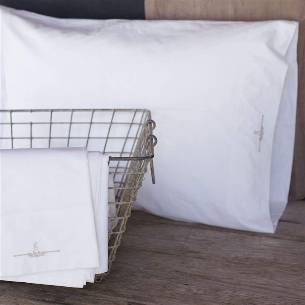 Dreamy Organic Sheet Set - elsie green