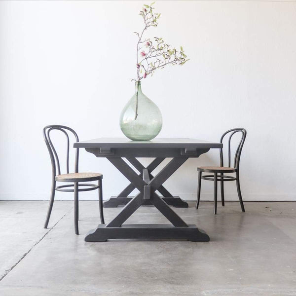Forager Reclaimed Wood Farm Table - furniture