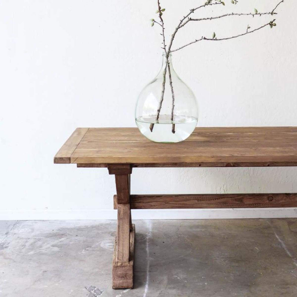The Forager Dining Table - elsie green