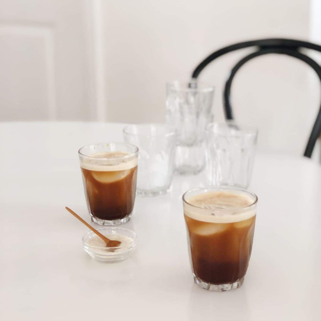French Cafe Glass set of 6 - The French Kitchen