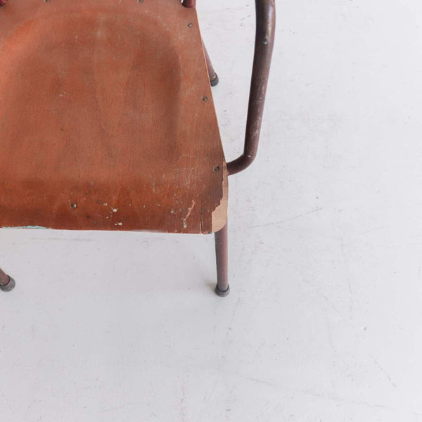 French Schoolhouse Arm Chair - furniture