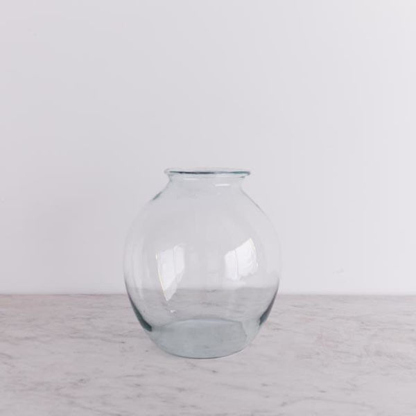 Goldfish Bowl Vase - decor