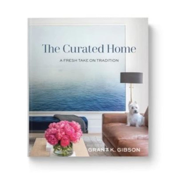 Grant Gibson Book The Curated Home - decor