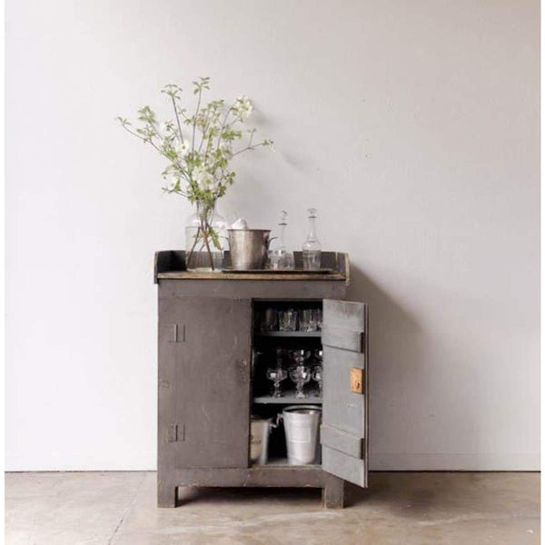 Grey Wash Bar - furniture