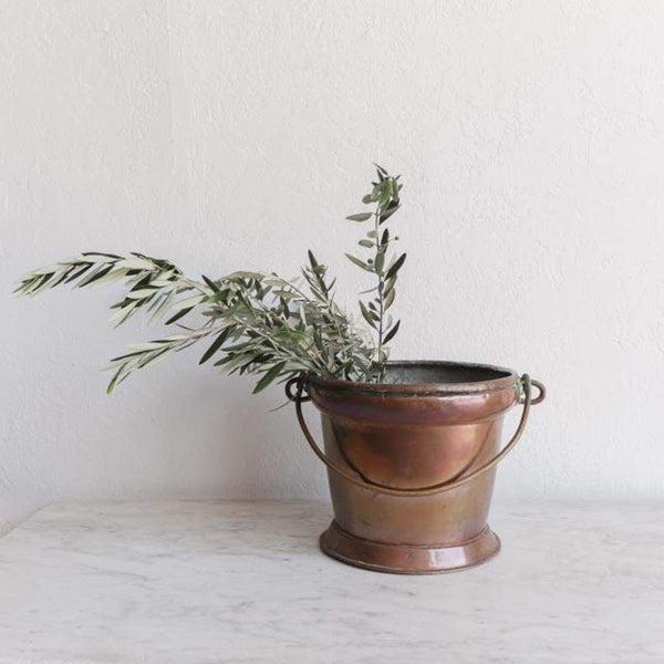 Handmade Copper Pot - The French Kitchen