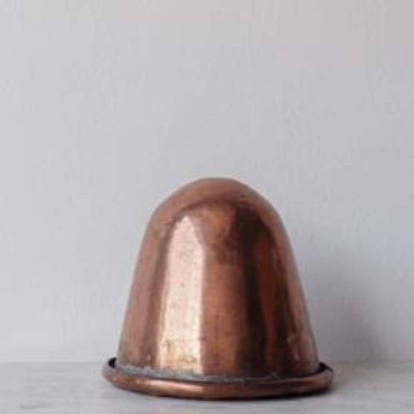 Large Copper Mold - the french kitchen