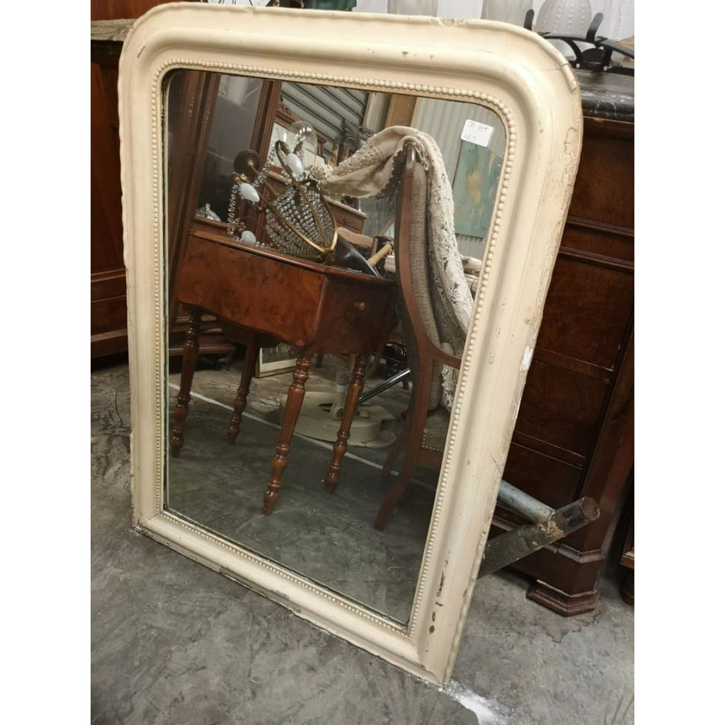 Louis Philippe mirror - decor