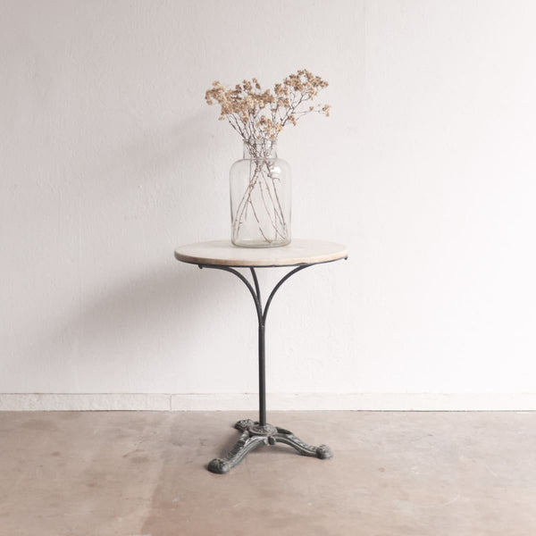 Marble Pedestal Table - Furniture