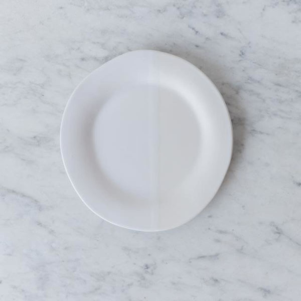 Matte | Glossy Hand Made Salad Plate - the french kitchen
