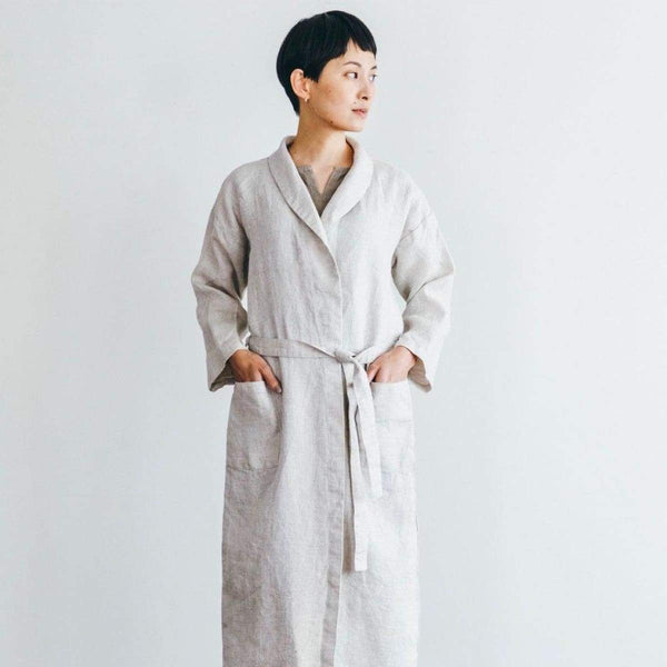 Mia Bath Robe - elsie green