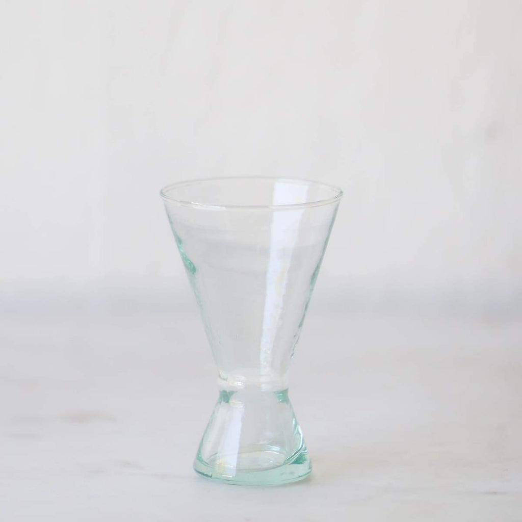 Moroccan Cocktail Glass set of 4 - elsie green