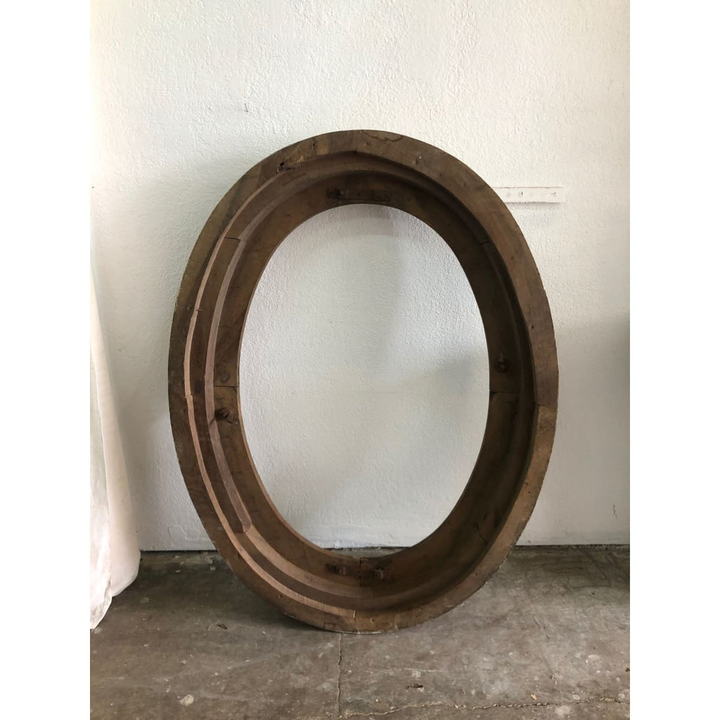 Oval Canopy Frame - decor