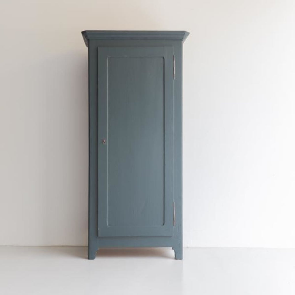 Painted Linen Closet - furniture