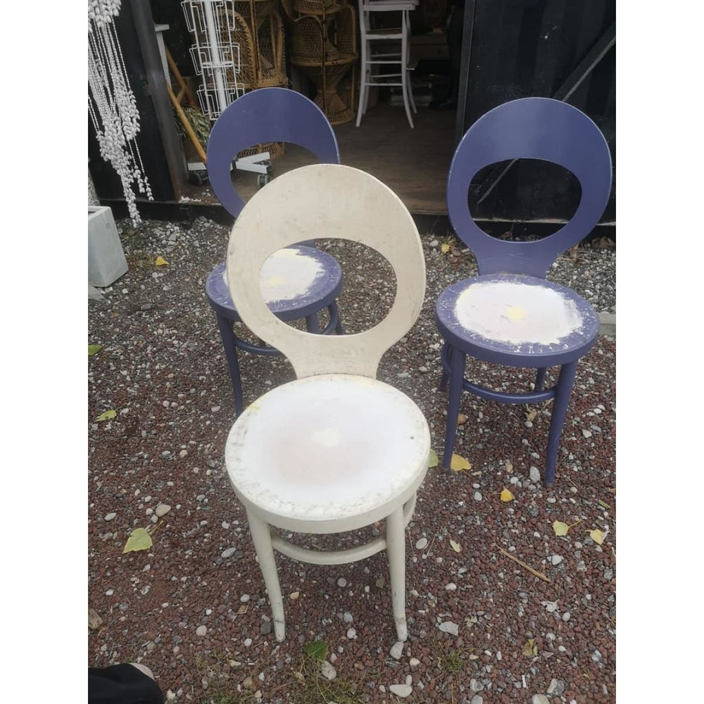 Pair of Baumann Seagull Chairs - furniture