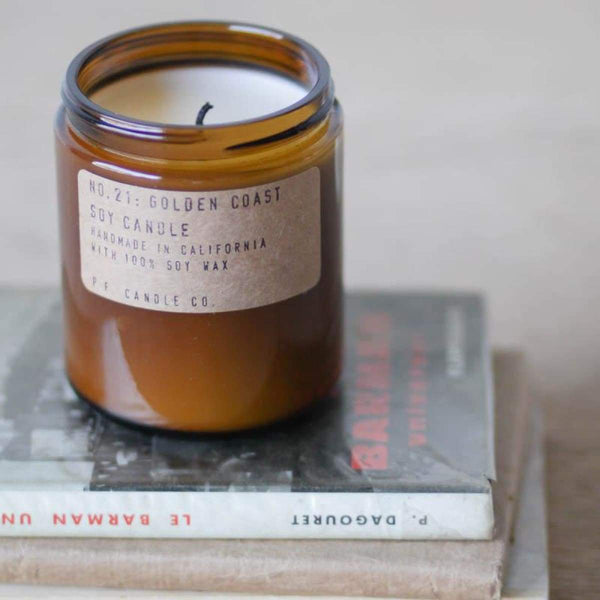 Pair of Scented Soy Candles - elsie green