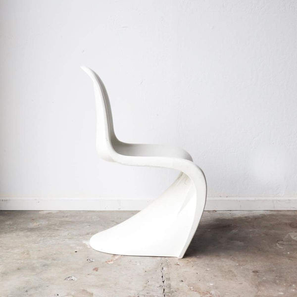 Panton S Chair - elsie green