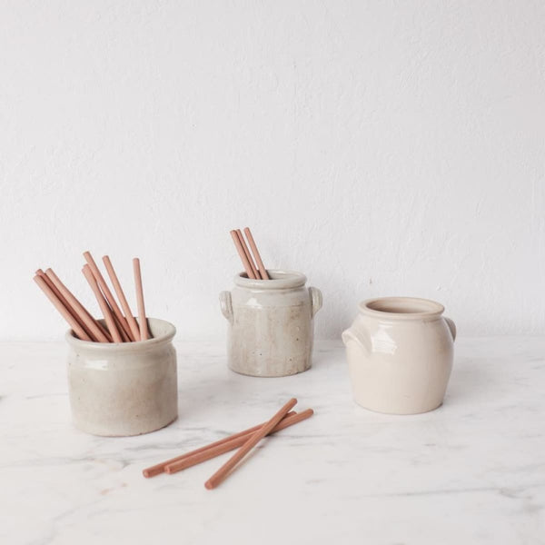 Petite Stoneware Crock - the french kitchen