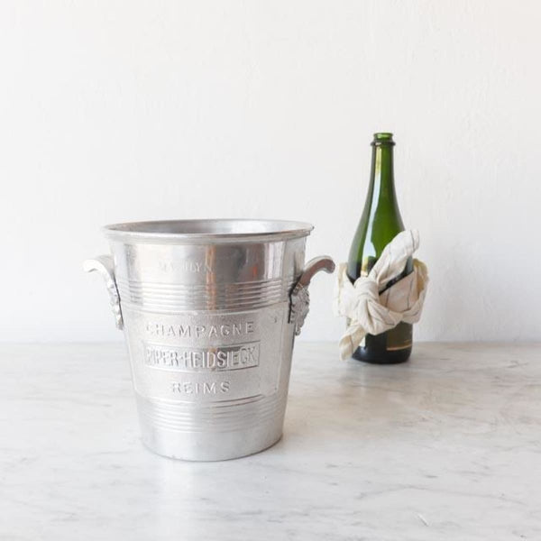 Piper Heidesieck Champagne Bucket - the french kitchen
