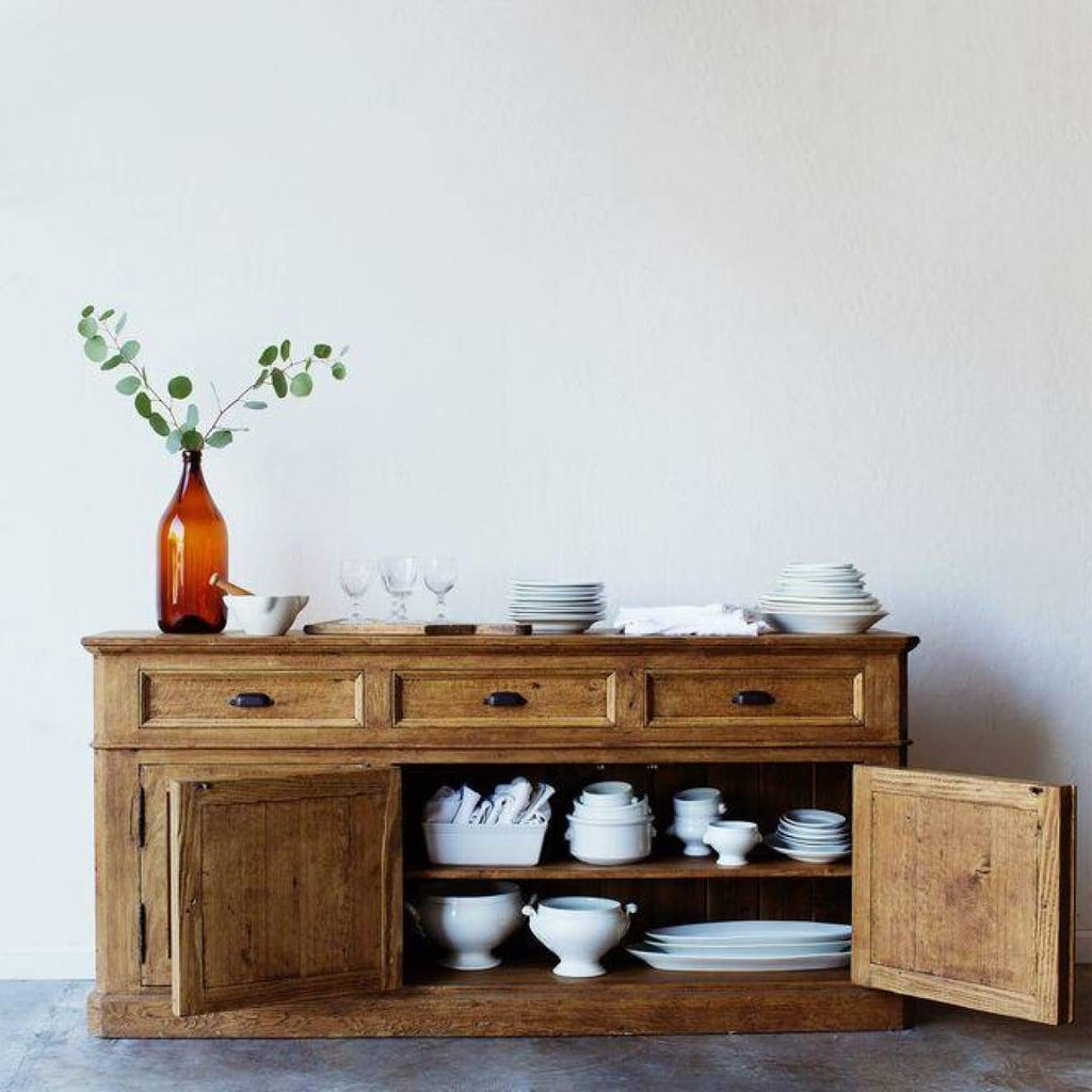 Reclaimed Wood Buffet - elsie green