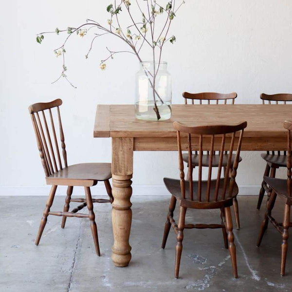 Big & Fabulous Reclaimed Wood Farm Table - elsie green