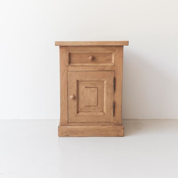 Reclaimed Wood Side Cabinet - furniture