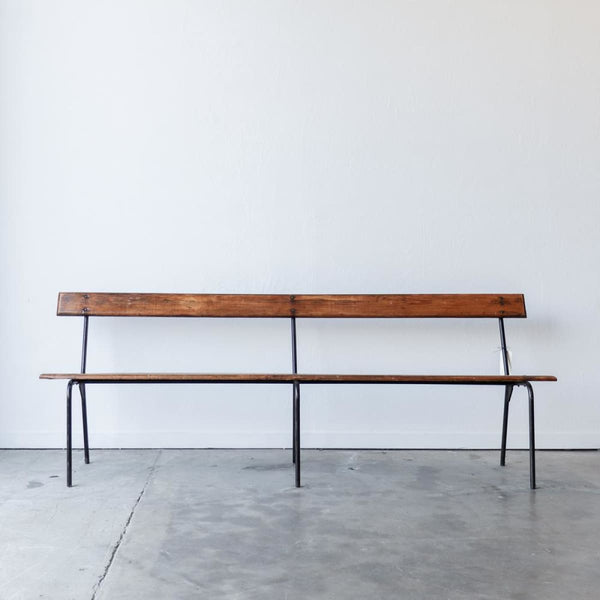 Schoolhouse Bench - furniture
