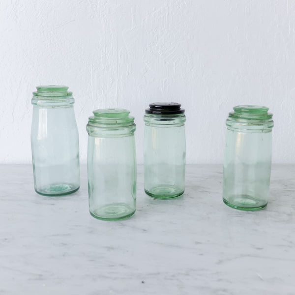 Set of Four Petite Canning Jars - The French Kitchen