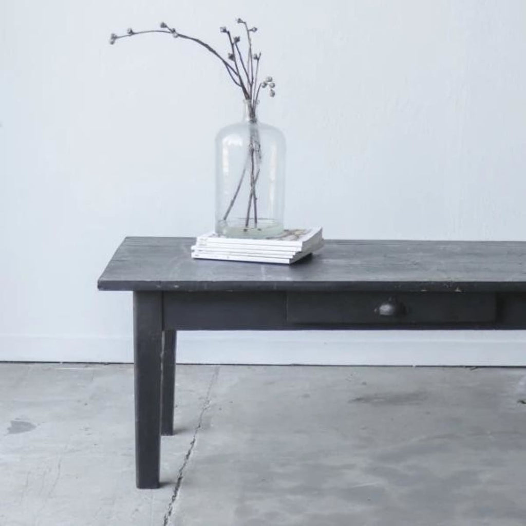 Simple Vintage Coffee Table - Furniture