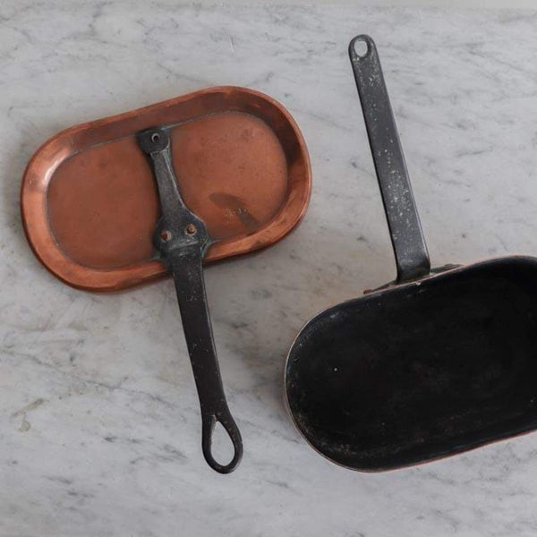 Stamped Saucier with Lid - The French Kitchen