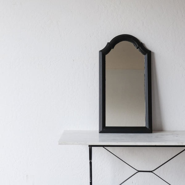Vintage Arched Mirror - Décor