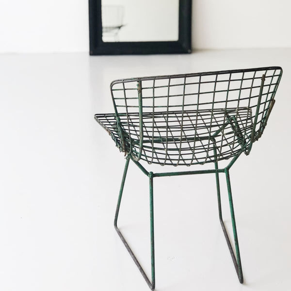 Vintage Bertoia Chair - furniture