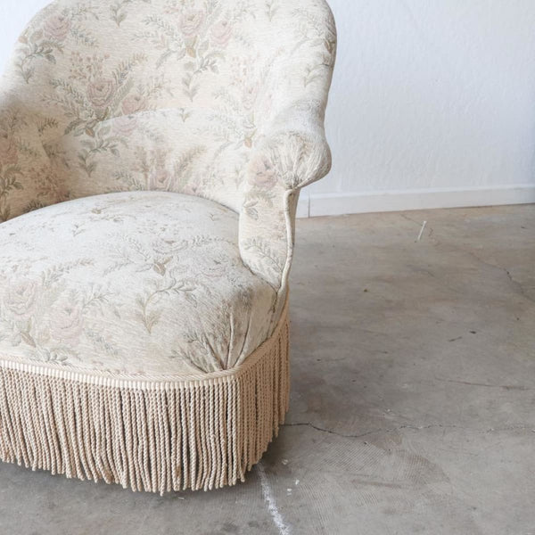 Vintage Crapaud Chair - furniture