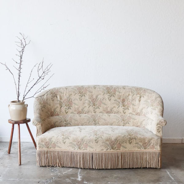 Vintage Crapaud Sofa - furniture