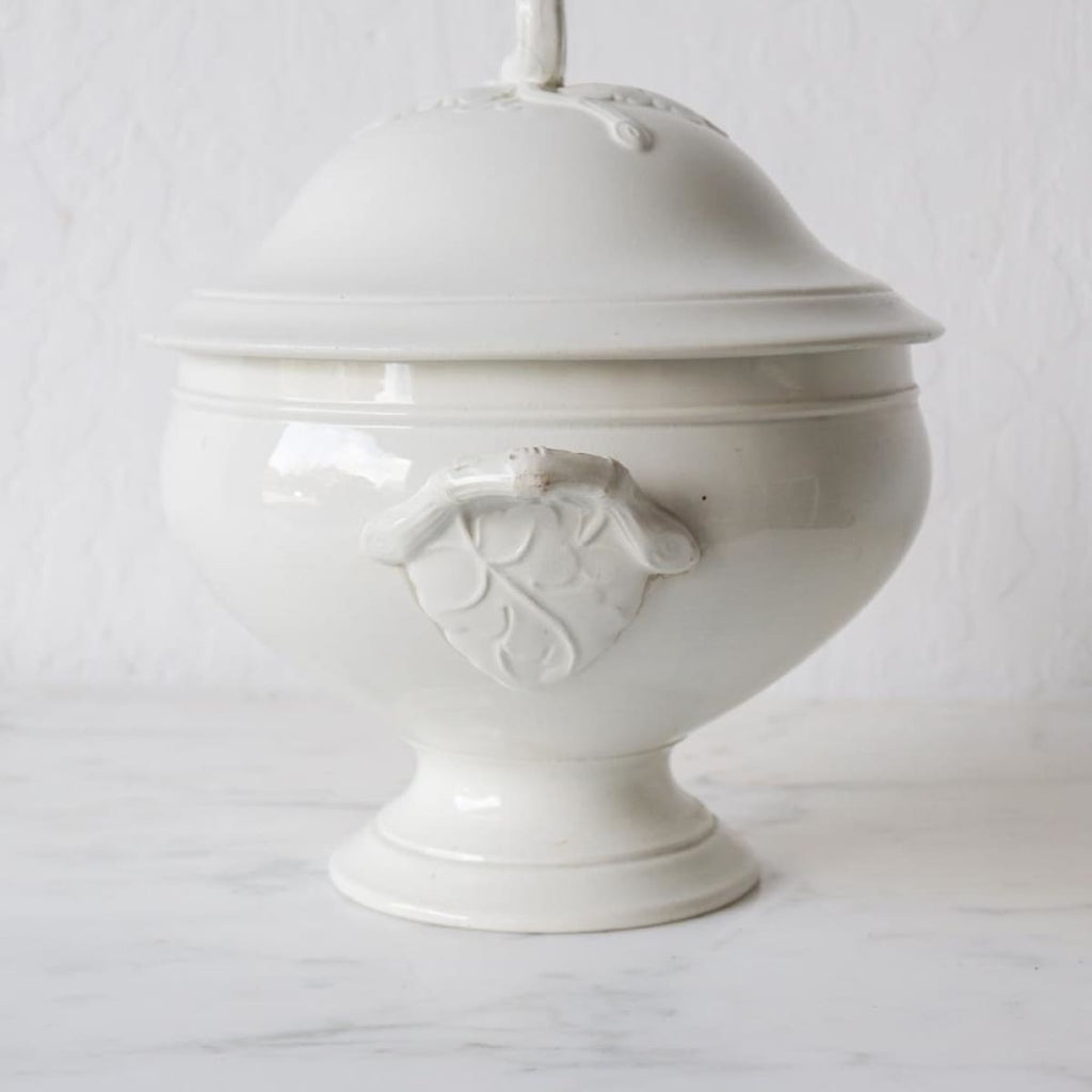Vintage Ironstone Tureen - the french kitchen