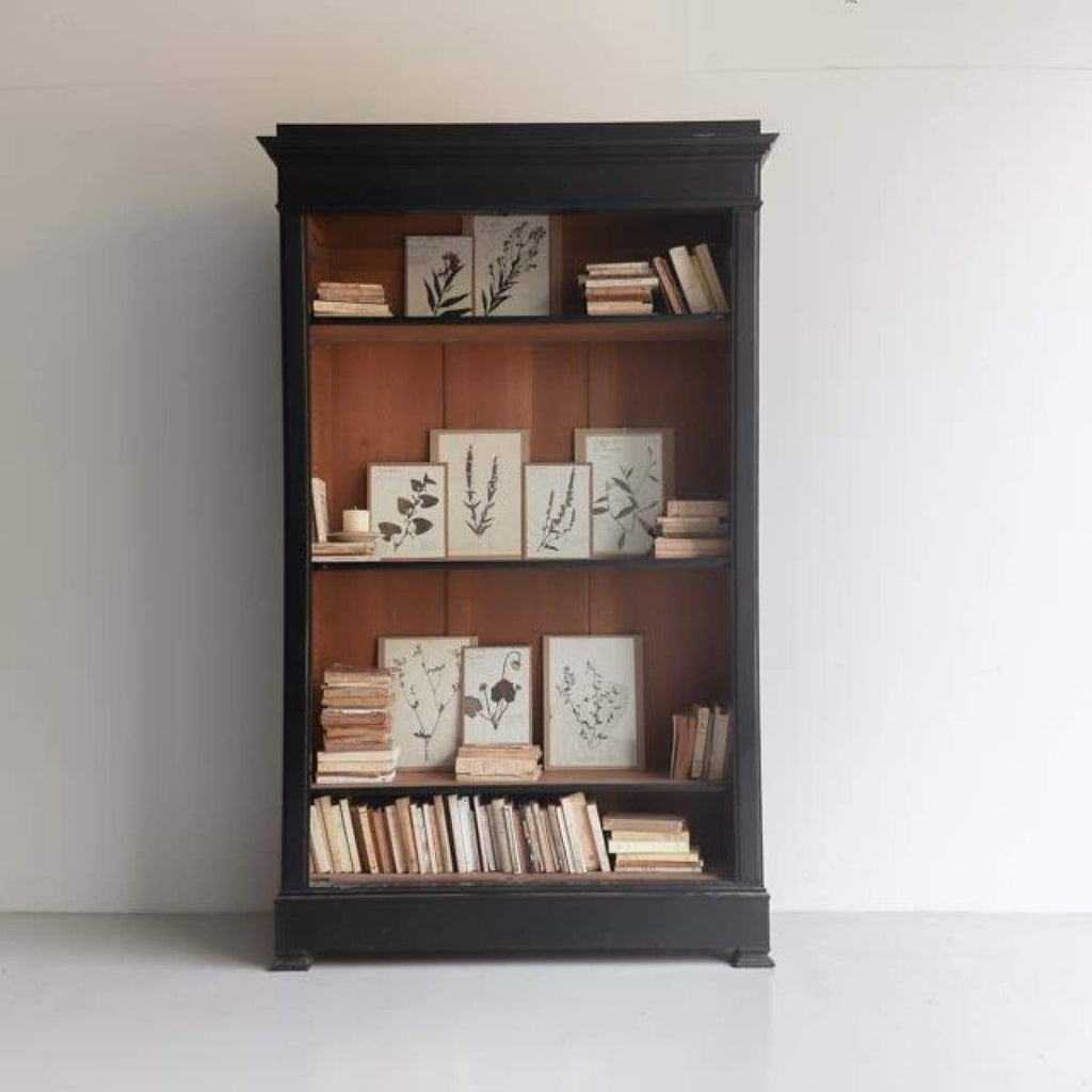 Vintage Library Cabinet - furniture