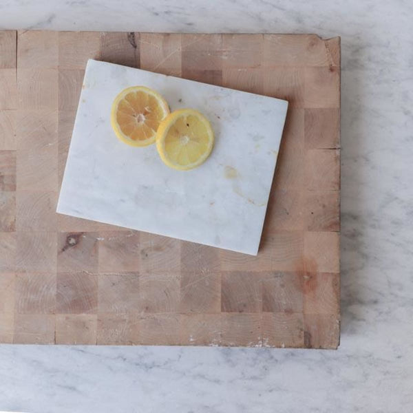 Vintage Marble Cheese Board - the french kitchen