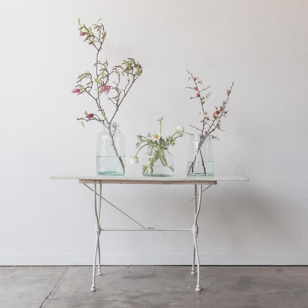 Vintage Marble Table - Furniture