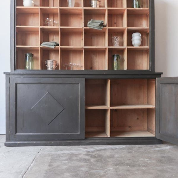 Vintage Pantry Cabinet - furniture