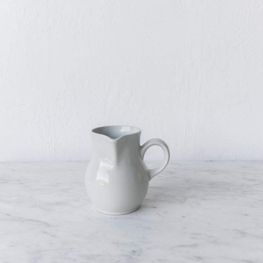 Vintage Porcelain Pitcher - The French Kitchen