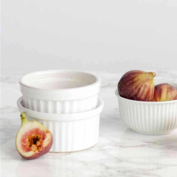 Vintage Ramekin Eclectic Set Of 4 - the french kitchen