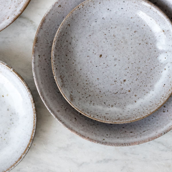 Vintage Stoneware Plates & Bowls - The French Kitchen