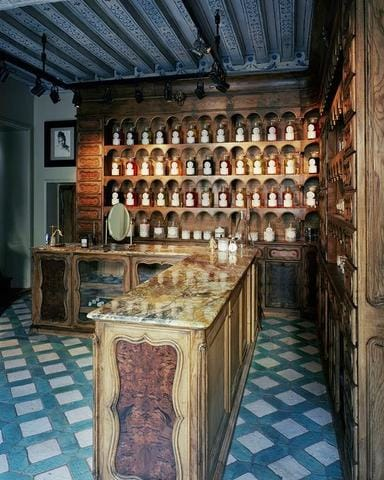 Our Favorite French Apothecary