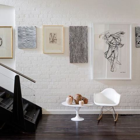 Stylist Secrets | Installing a Gallery Wall