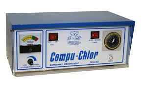 Compu Chlor A200 Salt Water Chlorinator | Self Cleaning Model | Power Pack Only