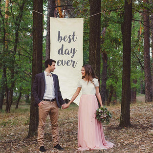 Best Day Ever Banner (UNAVAILABLE)